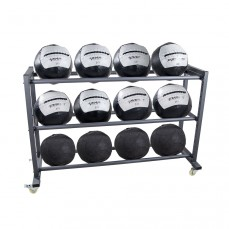 Power Systems 3 Tier Mega Dynamax Ball Rack