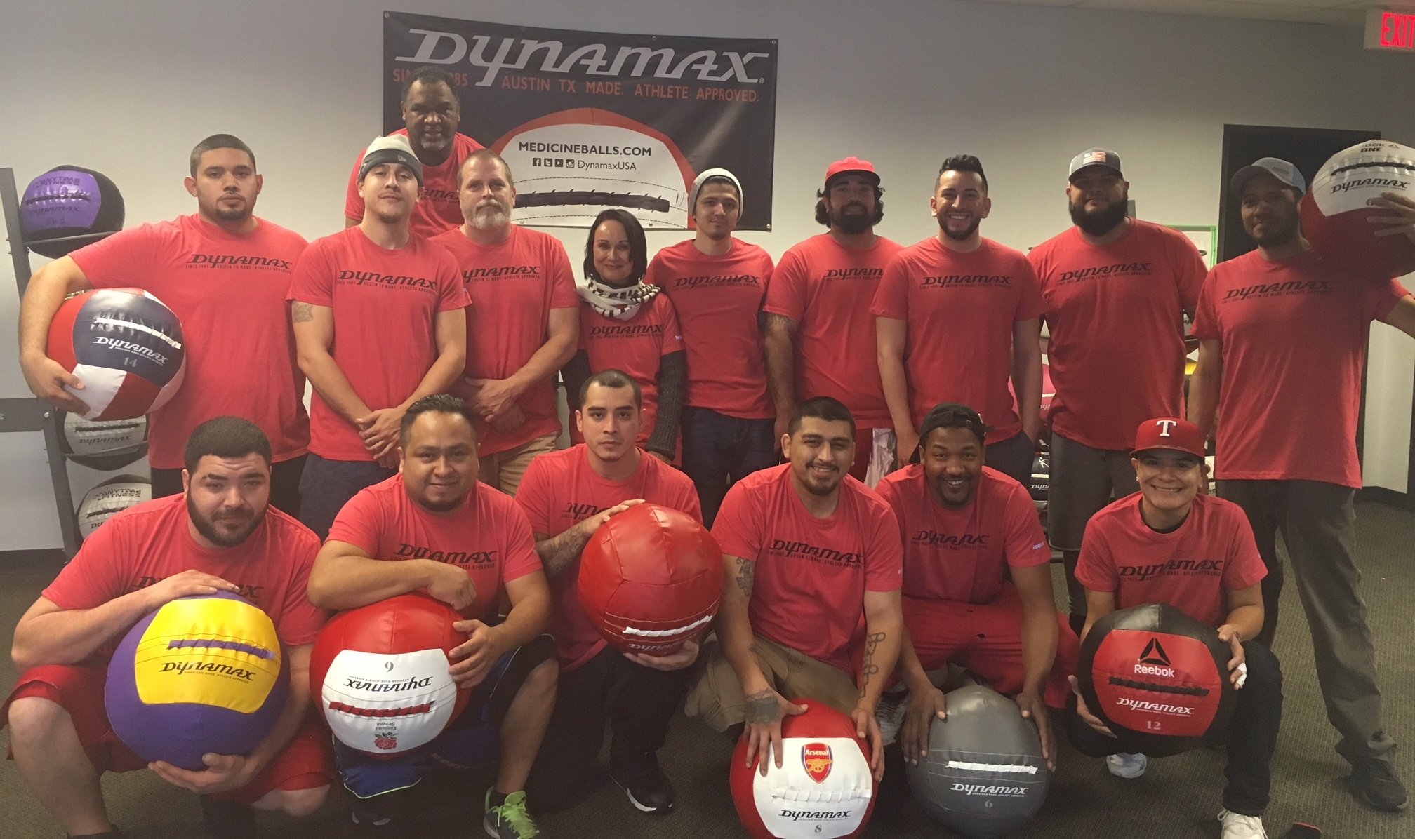 dynamax team
