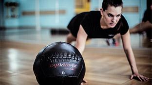 Dynamax MMA ball