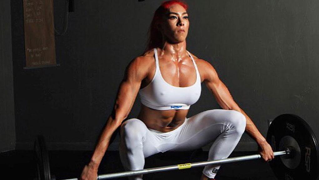 hannah eden fat burner workout