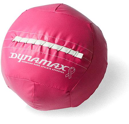 Pink Dynamax Medicine Ball