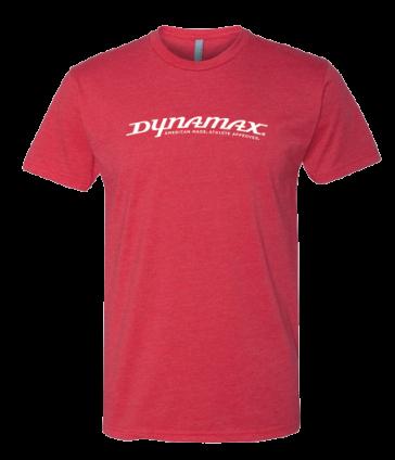 Dynamax t-shirt red